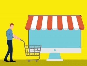 vender online con una página web