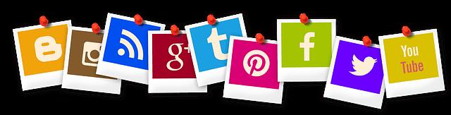 redes sociales para marketing