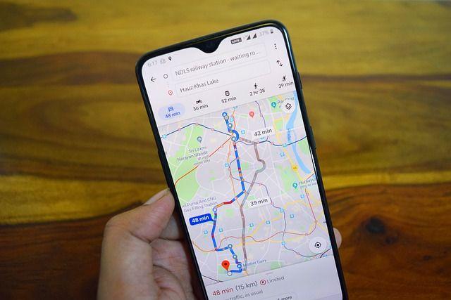 localización de tu empresa en Google maps